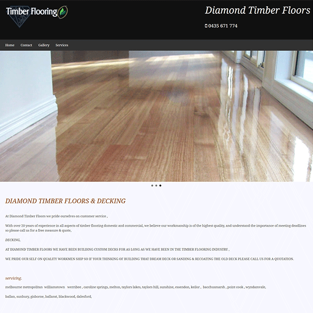 Diamond Timber Floors