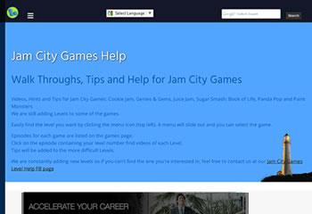 Jam City Help
